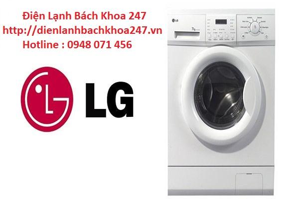máy giặt LG báo lỗi