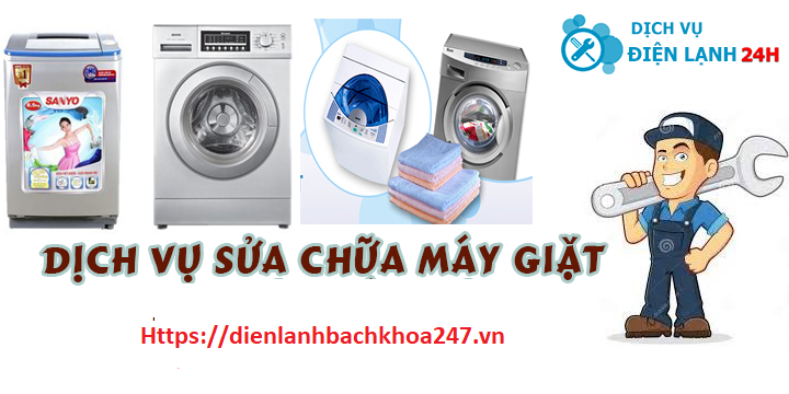 sua may giat tai co nhue
