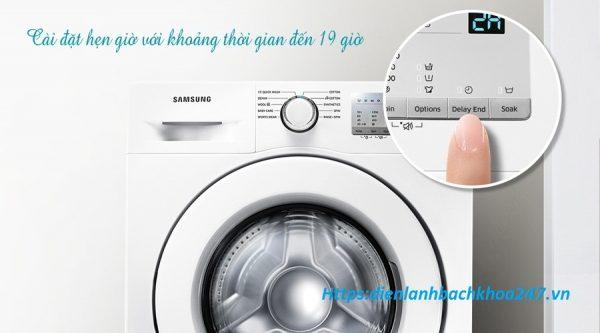 hẹn giờ máy giặt