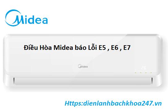 dieu-hoa-midea-bao-loi-E5-E6-E7